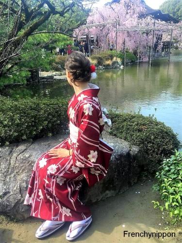 Kimono Kyoto - Frenchynippon