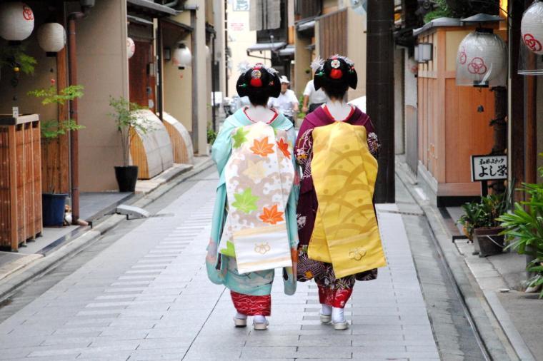 deux maiko